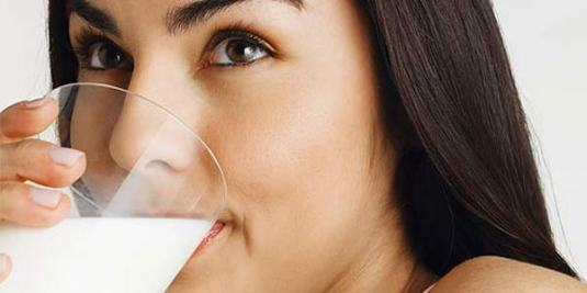 Minum Susu Bisa Kurangi Efek PMS - gayahidup.inilah.com